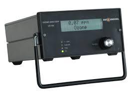 UV-100 er en UV-Ozon analysator beregnet til måling af ozon i luften