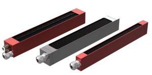 Zero Line i udførelse af alu eller rustfri stål