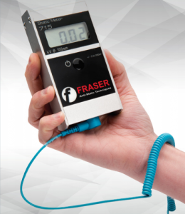 Fraser Staticmeter 715
